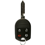 New Keyless Entry Remote Control Car Key Fob Replacement for CWTWB1U793 4BTN