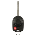 New Keyless Entry Remote Car Ignition High Security Key Fob Replacement for 164-R8007 3BTN