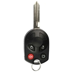 New Keyless Entry Remote Control Car Key Fob Replacement for OUCD6000022 4BTN