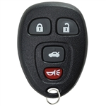 New Keyless Entry Remote Control Car Key Fob Replacement for 15252034
