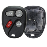 New Just the Case Keyless Entry Remote Control Car Key Fob Shell Replacement for ABO1502T