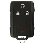 New Replacement 4 Button Keyless Entry Remote Fob for M3N-32337100 4BTN RS