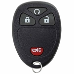 New Keyless Entry Remote Control Car Key Fob Replacement for 15913421