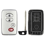 New Just the Case Keyless Entry Remote Key Fob Shell for HYQ14AAB SMRT