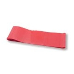 CanDo 10-5252-10 Band Exercise Loop 10-Inch Long Red Light 10 Each