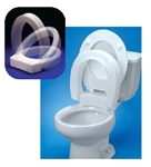 "4"" Elevated Toilet Seat"