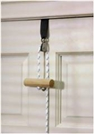 Single Pulley with Door Strap