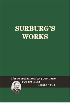 Surburg's Works - Volume 2 - Bible