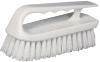 "BRUSH, 6"" SCRUB BRUSH, MEDIUM"