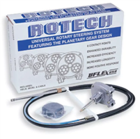 STEERING, ROTECH, KIT, 12 FT