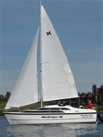 MAINSAIL, 2 REEF, 26M, COASTAL CRUISING / PERFORMANCE, 2 REEFS