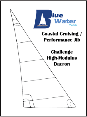 JIB, RF W/ UV, CLASSIC, COASTAL CRUISING / PERFORMANCE
