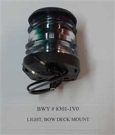 LIGHT, BOW DECK MOUNT