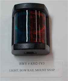 LIGHT, BOW RAIL MOUNT SNAP