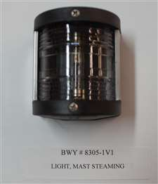 LIGHT, MAST STEAMING