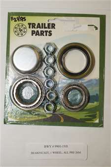 BEARING KIT, 1 WHEEL, ALL PRE 26M
