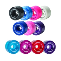 Sure-Grip Fame Recreational Skate Wheels