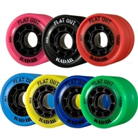Flat Out Derby Wheels (set of 8)