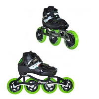 Luigino Mini-Challenge: Kids Adjustable Speed Inline Skates