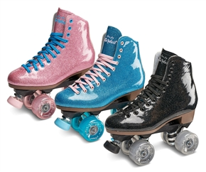 Stardust Glitter Indoor/Outdoor Skates