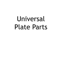 Universal Plate Parts