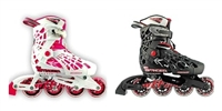 Web Stinger Kids Adjustable Inline Skates