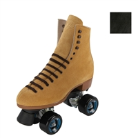 Riedell Zone Suede Outdoor Roller Skates