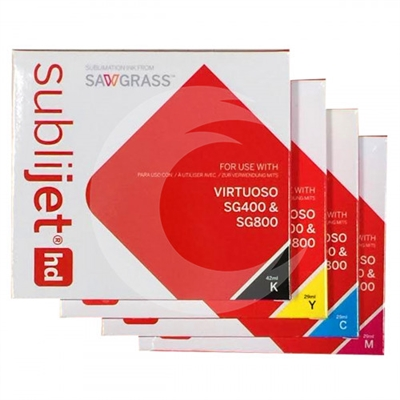 SG400/SG800 - Standard Capacity Sublimation Cartridge