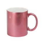 11 oz. Sparkling Mug - Red