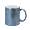 11 oz. Sparkling Mug - Light Blue