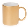11 oz. Sparkle Mug - Gold
