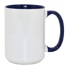15 oz. Inner/Handle Navy Orca Mugs