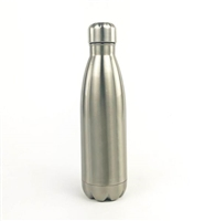 17 oz. Insulated Water Bottle - Silver