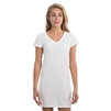 Vapor Apparel Ladies Fashion Fit V-Dress