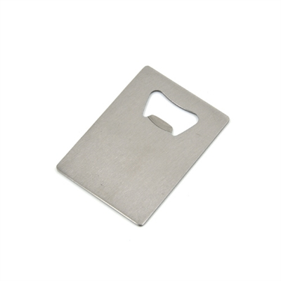 "Sublimation Rectangle Bottle Opener  2"" x 2"""