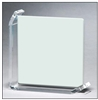Glass Tile Frame with Acrylic Stand - 4""