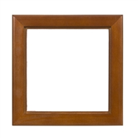 "Tile Frame 6"" - Cherry Finish"