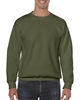 Gildan Crewneck Sweatshirt Hunter Green Size XL
