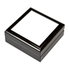 "Jewelry Box - Ebony 6"" tile"