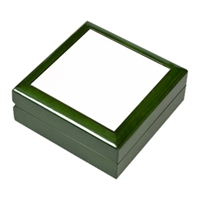 Emerald Green Jewelry Box