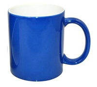 Color Changing Mug - Magic Mug - blue - Sold by dozen