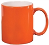 11 oz. Color Changing Mug Orange