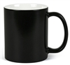 11 oz. Color Changing Mug Matte Black