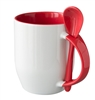 Spoon Mug - Red