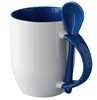 Spoon Mug - Blue