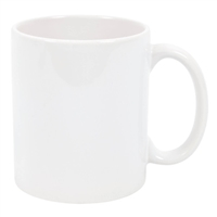 Ceramic Mug - 11oz Orca - 36pcs/case Sublimation