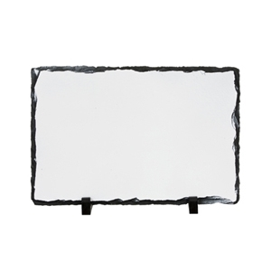 Photo Slate - Large Rectangle Matte Finish