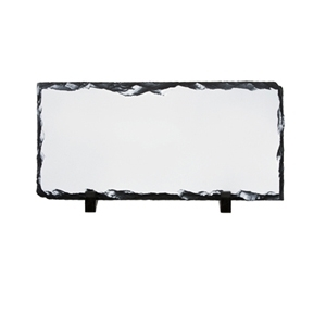 Photo Slate - Medium Rectangle Matte Finish
