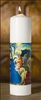 "4 Pack - 12"" Christmas Christ Candles"