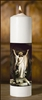 "4 Pack - 12"" Risen Christ Candles"